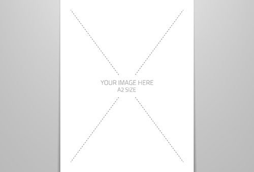 Vektörel Afiş Poster