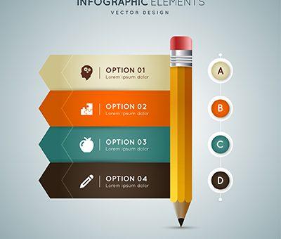 Vektörel kalem tasarım