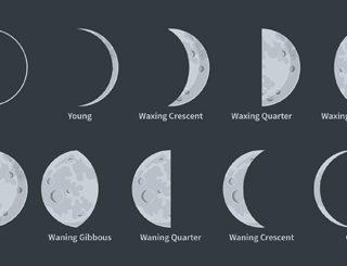 Vektörel Ay İndir