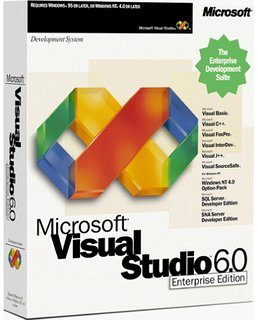 Microsoft-Visual-Studio-6-Enterprise Pdf İndir