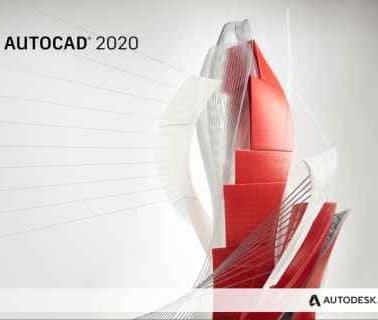 Autodesk - Autocad 2020