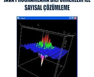 Java Programlama Dili Örnekleri ile Sayısal Çözümleme Pdf Kitap İndir