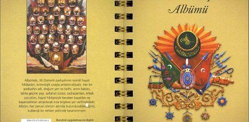 osmanlı padişahları albümü indir