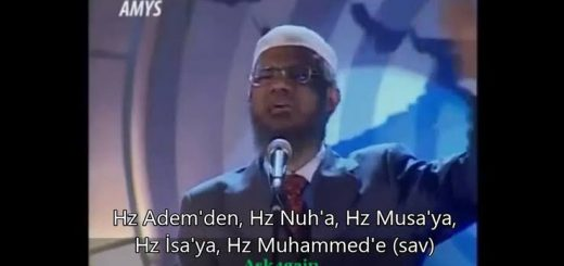 Ateist Genç Müslüman Oldu! – Zakir Naik