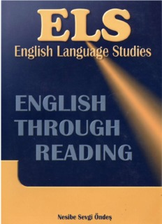 ELS English Through Reading Pdf İndir
