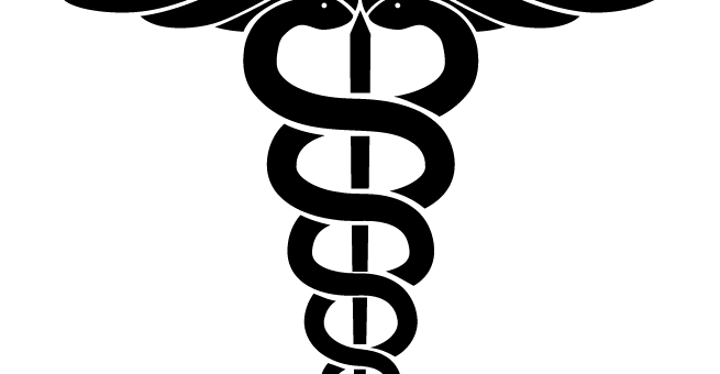 tip-saglik-kaduse-sembolu-logosu