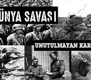 2. dünya savaşından kareler