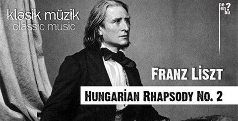 Hungarian Rhapsody No. 2 (by Liszt) - Franz Liszt