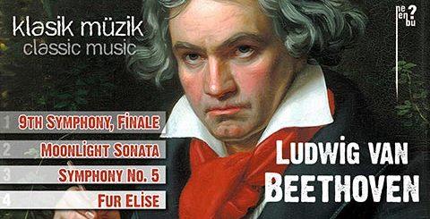 Ludwig van Beethoven Klasik Müzikleri, Classical Music