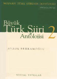 Ataol Behramoğlu - Modern Türk Şiirinin İki Yüzyılı - PDF Kitap İndir