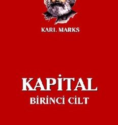Kapital, Cilt I - Karl Marx