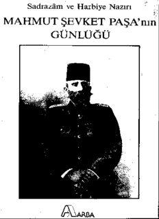 Mahmud Şevket Paşa'nın Günlüğü