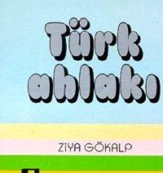 Türk Ahlakı - Ziya Gökalp - PDF Kitap İndir