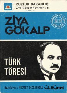 Türk Töresi - Ziya Gökalp - PDF Kitap İndir