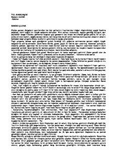 Yol Arkadaşım - Maksim Gorki - PDF Kitap İndir