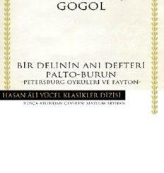 Bir Delinin Anı Defteri - Nikolay Vasilyeviç Gogol - PDF Kitap İndir
