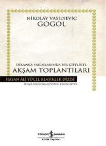 Dikanka Yakınlarında Bir Çiftlikte Akşam Toplantıları - Nikolay Vasilyeviç Gogol - PDF Kitap İndir