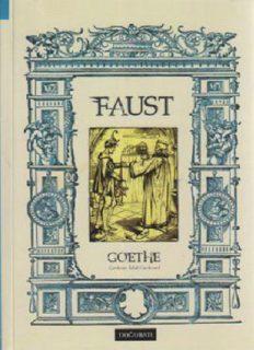 Faust (DoğuBatı) - Johann Wolfgang Goethe - PDF Kitap İndir