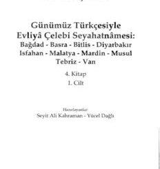 Günümüz Türkçesi ile Evliya Çelebi Seyahatnamesi 4.1