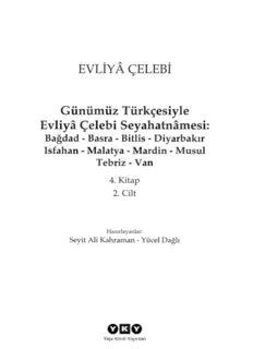 Günümüz Türkçesi ile Evliya Çelebi Seyahatnamesi 4.2