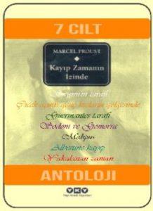 Kayıp Zamanın İzinde 7 Cilt Antoloji - Marcel Proust - PDF Kitap İndir