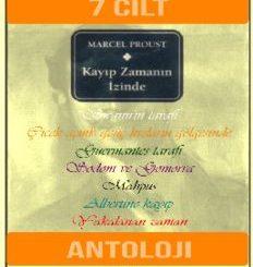 Kayıp Zamanın İzinde 7 Cilt Antoloji - PDF Kitap İndir