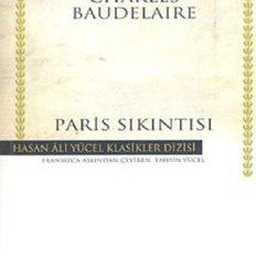 Paris Sıkıntısı - Charles Baudelaire - PDF Kitap İndir