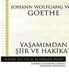 Yaşamımdan Şiir ve Hakikat - Johann Wolfgang von Goethe - PDF Kitap İndir