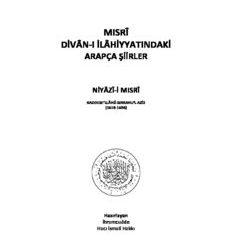mısrî divân-ı ilâhiyyatındaki arapça şiirler niyâzî-i mısrî - PDF Kitap İndir