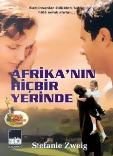 Afrikanın Hiç Bir Yerinde - Stefan Zweig - PDF Kitap İndir