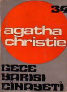 Gece Yarısı Cinayeti - Agatha Christie - PDF Kitap İndir