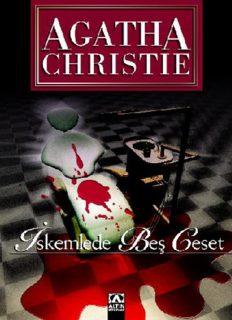 İskemlede Beş Ceset - Agatha Christie - PDF Kitap İndir