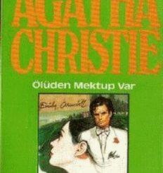 Ölüden Mektup Var - Agatha Christie - PDF Kitap İndir