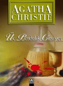 Üç Perdelik Cinayet - Agatha Christie - PDF Kitap İndir